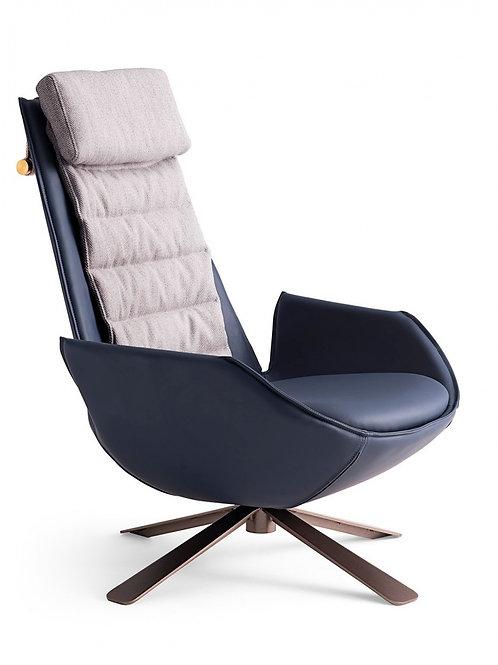 Fotel   niebieski  Martin 33