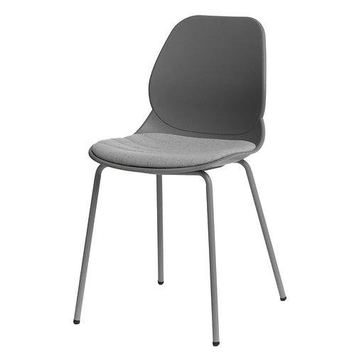 Krzesło szare Dany