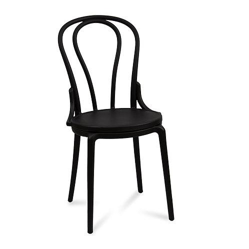 Krzesło czarne  Klasyk  28