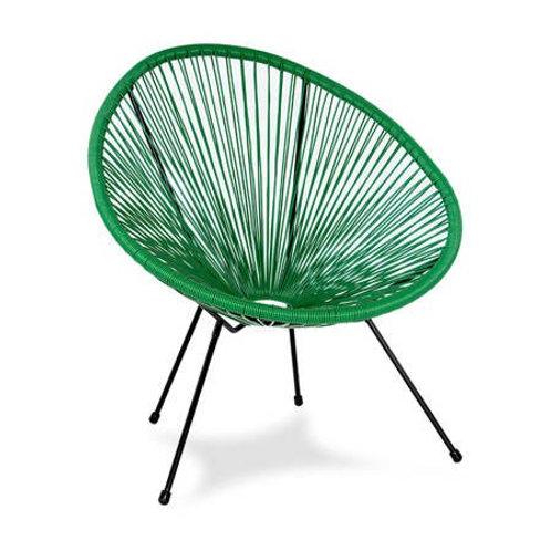 Fotel zielony designerski  Arton  2