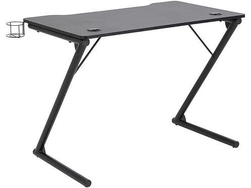 Biurko dla gracza  czarne  100 cm
