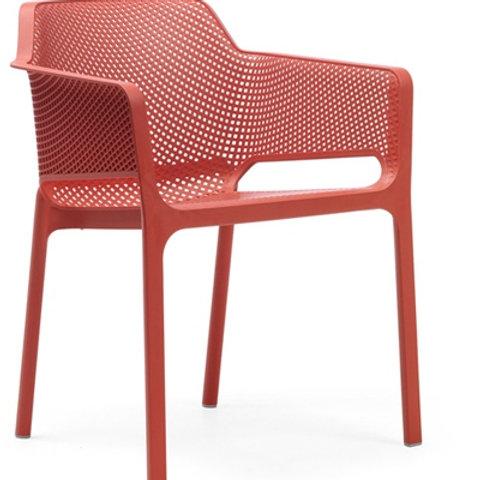 Krzesło czerwone Darja 11