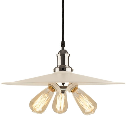 Lampa biała  Lofti  442