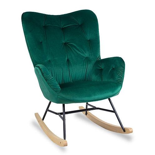 Fotel  bujany zielony  Anabela 1