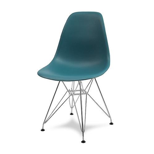 Krzesło turkusowe Marinka
