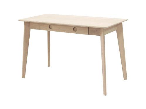 Designerskie dębowe biurko 1
