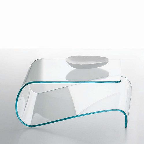 Stół Glass C shape