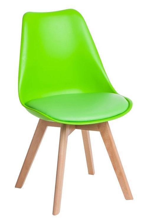 Krzesło zielone Letycja