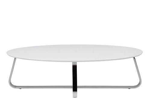 Designerski stolik  Cross - biały