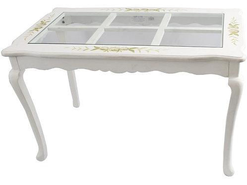 Biały stół Shabby Chic - Esmeralda