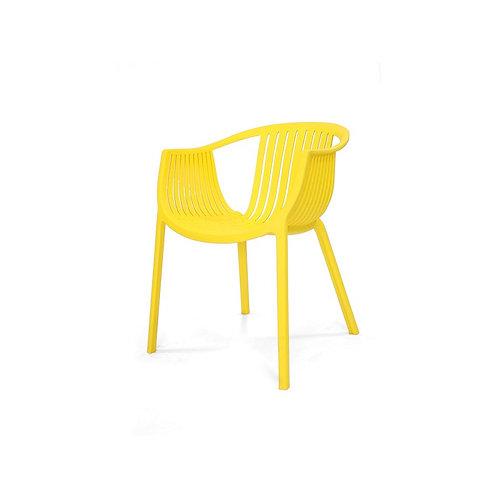 Krzesło żółte  Japan 3