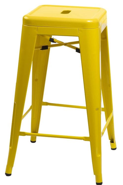 Designerski żółty Hoker Andre