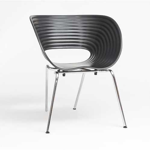 Krzesło designerskie Black Wave