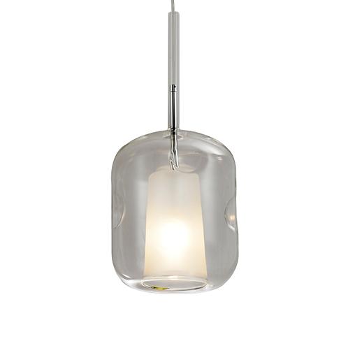 Lampa Amber - przeźroczysta
