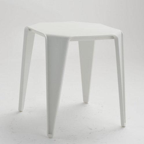 Biały stolik Rafael 33