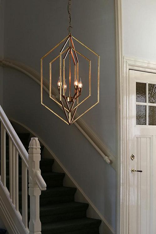 Lampa wisząca Gold Luxury 44