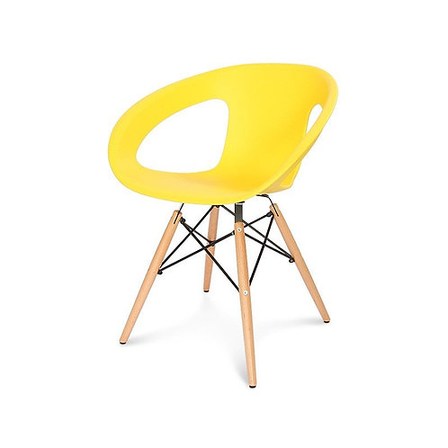 Krzesło żółte  Pola 33
