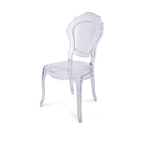 Transparent King Chair