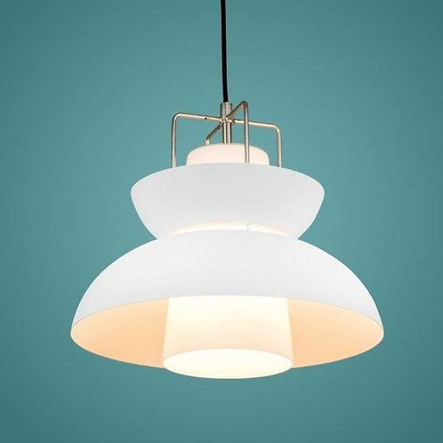 Lampa sufitowa Majki - biała