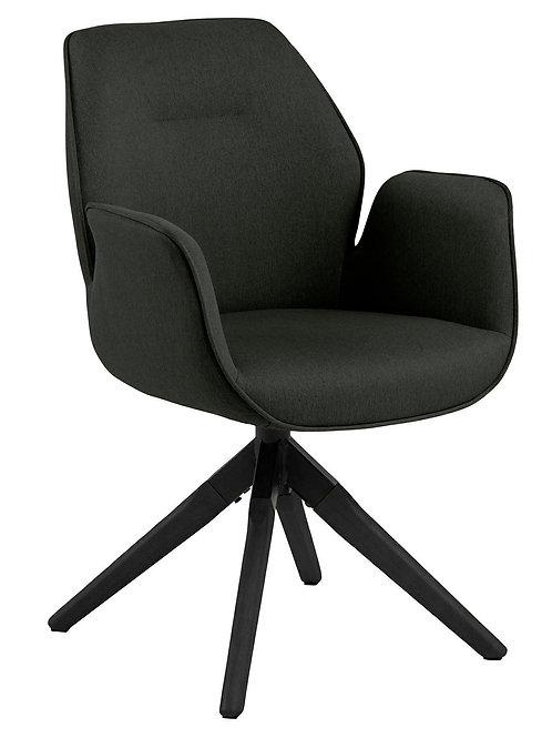 Krzesło obrotowe szare  Diego 33