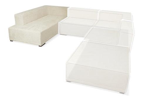 Sofa modułowa - Szezlong 200x100