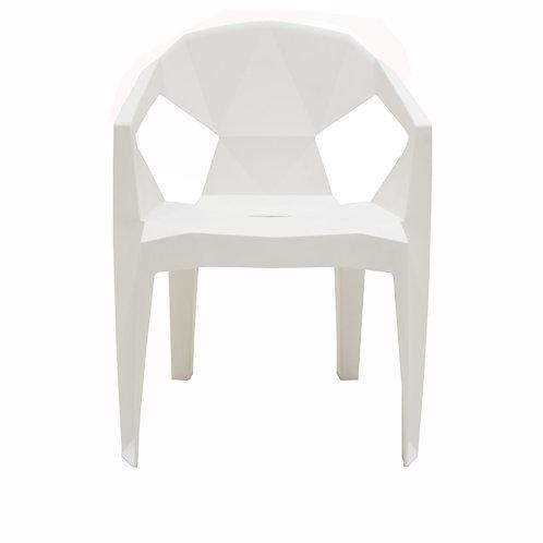 Krzesło Kanti białe