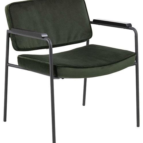 Fotel zielony ciemny  Style 60