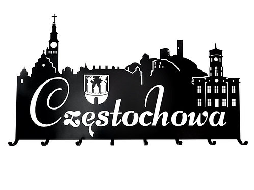 Wieszak na ubrania - Częstochowa