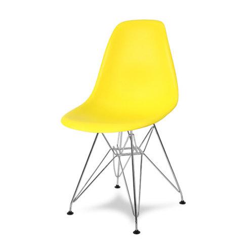 Krzesło żółte Archi 2