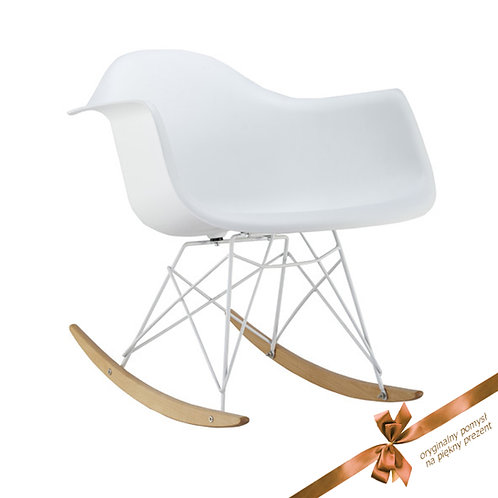 Bujany fotel - Swing Charles