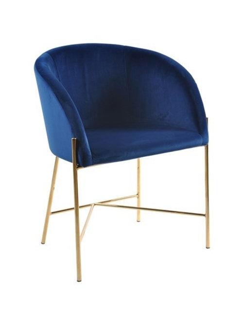 Fotel Arkadia niebieski