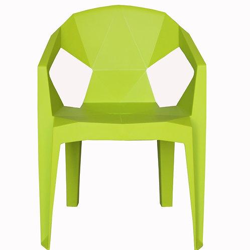 Krzesło Kanti zielone