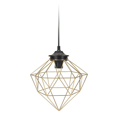 Lampa Gold Diamond