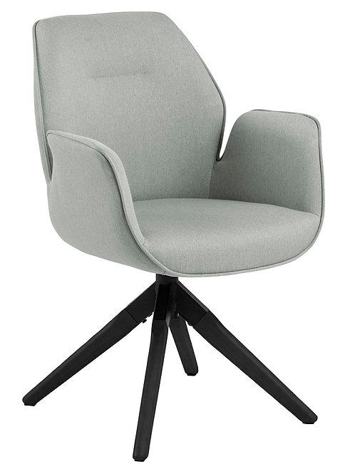Krzesło obrotowe szare jasne   Diego 44