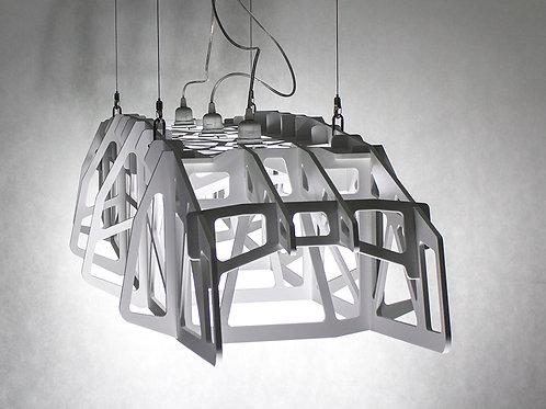 Hand made - Lampa wisząca Pomiędzy Brzegami