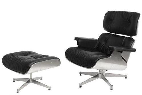 Fotel obrotowy - Luxury Eames Steel