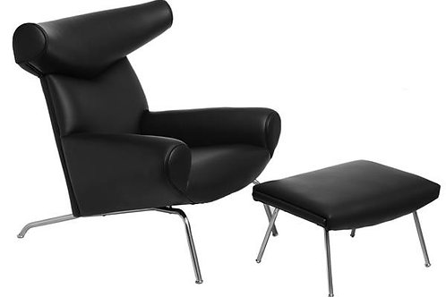 Fotel OX skóry naturalnej