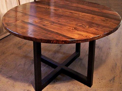 Hand Made - Okrągły stół dębowy Kobe