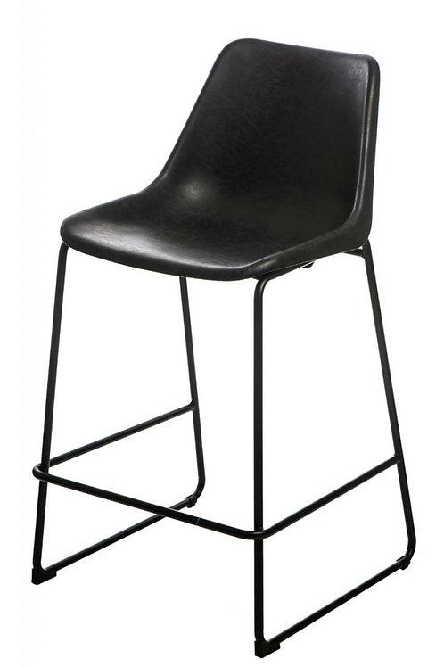 Krzesło barowe Mery Black