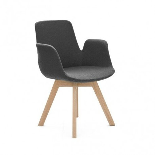 Krzesło szare  Hilary 3