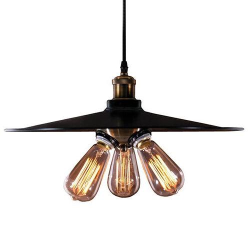 Lampa czarna  Lofti  443