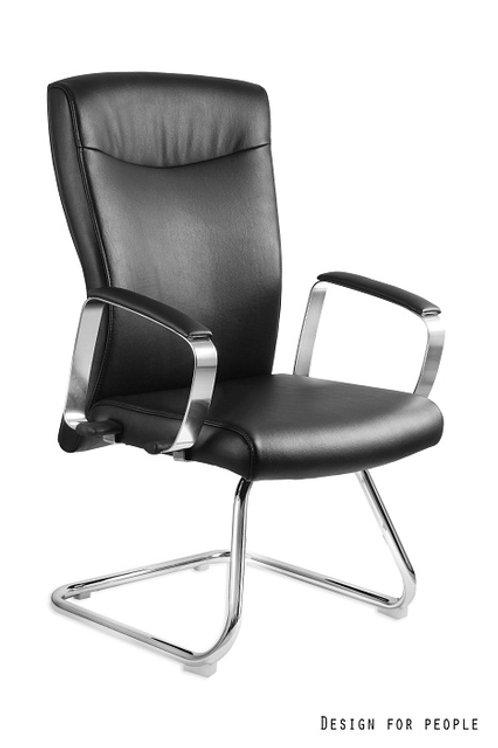 Fotel biurowy  Komfort 11 eko-skóra
