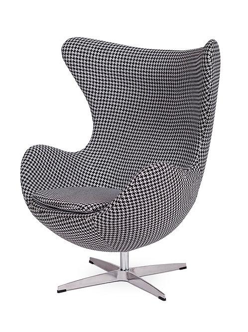 Fotel Arne Egg - Tetris