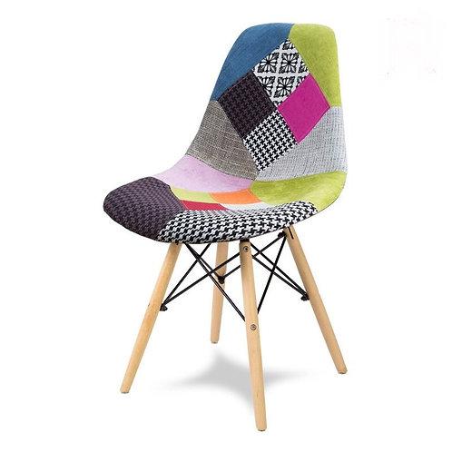Krzesło Patchwork Charles kolor 44