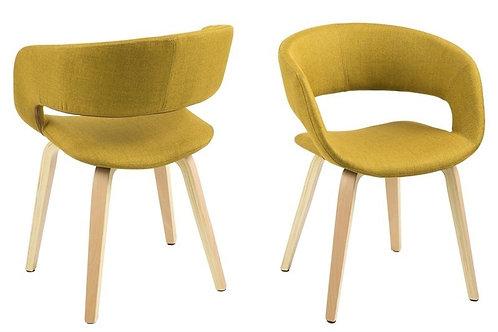 Krzesło tapicerowane  Detroit