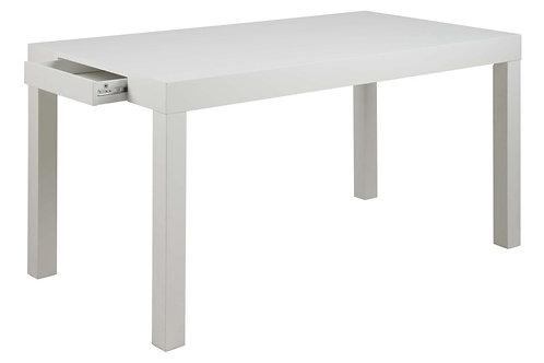 Stół z szufladą 150x80