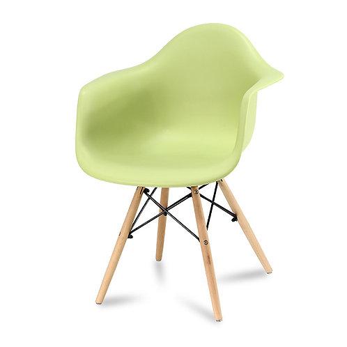Krzesło Big Charles - zielone