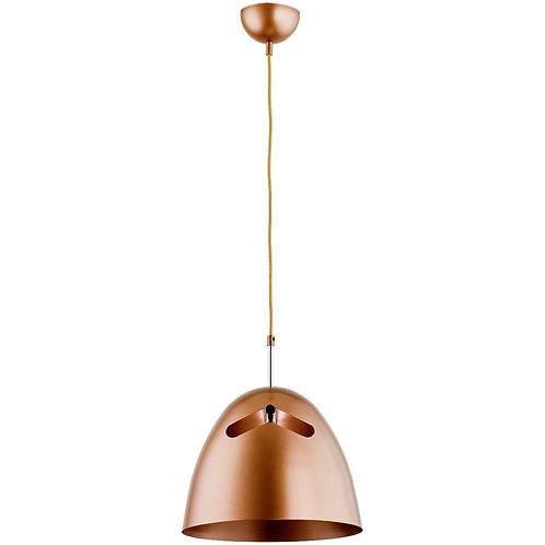 Lampa wisząca - Copper Helmet