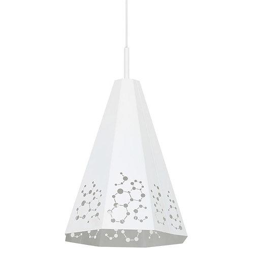 Lampa Octagon White