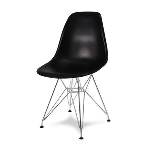 Krzesło czarne  Archi 1